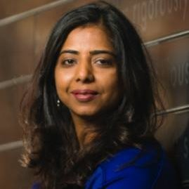 <strong> RITU NARAYAN </strong> <br> CO-Founder & CEO at Zūm