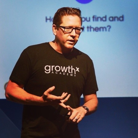 <strong> SEAN SHEPPARD </strong> <br> Founding Partner, GrowthX