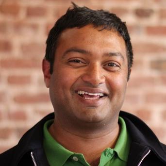 <strong> NISH NADARAJA </strong> <br> Original Community Manager, Yelp.com