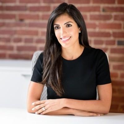 <strong> Nina Achadjian </strong> <br> Principal at Index Ventures