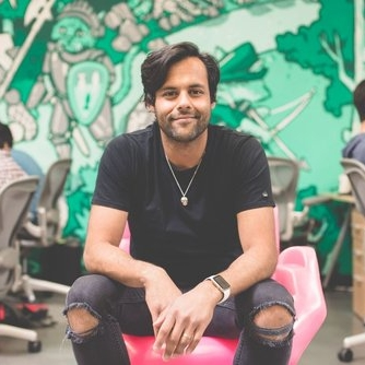 BAIJU BHATT - Co-CEO, Robinhood