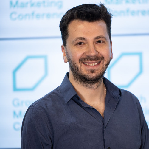 VASIL AZAROV - Founder, Growth Marketing Conference
