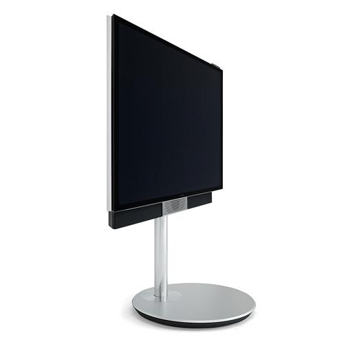 BEOVISION AVANT 85MOTOR FLOOR STAND - Verplaatst de TV in een vloeiende beweging van achter- naar voorop de stand en draait het scherm max. 90 graden. Gewicht 81 kg.Van € 2.095 voor € 1.500