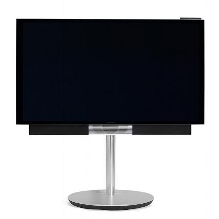BEOVISION AVANT 75 MOTOR FLOOR STAND - Verplaatst de TV in een vloeiende beweging van achter- naar voorop de stand en draait het scherm max. 90 graden. Gewicht 81 kg.Van € 2.095 voor € 1.500