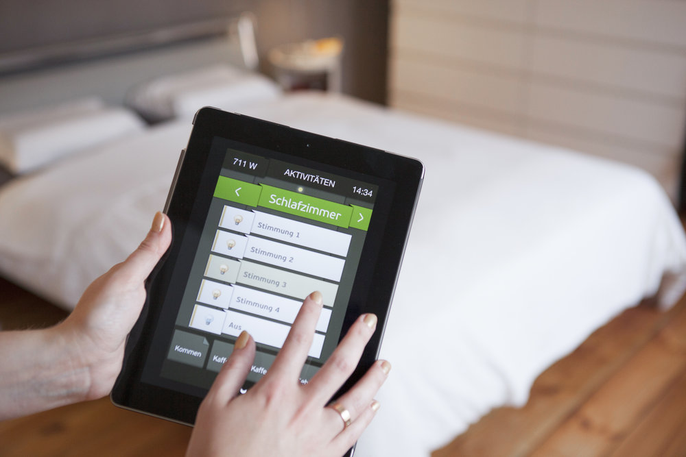 Flexibel, eenvoudig, comfortabel en veilig - Creëer uw Smart Home met digitalSTROM.
