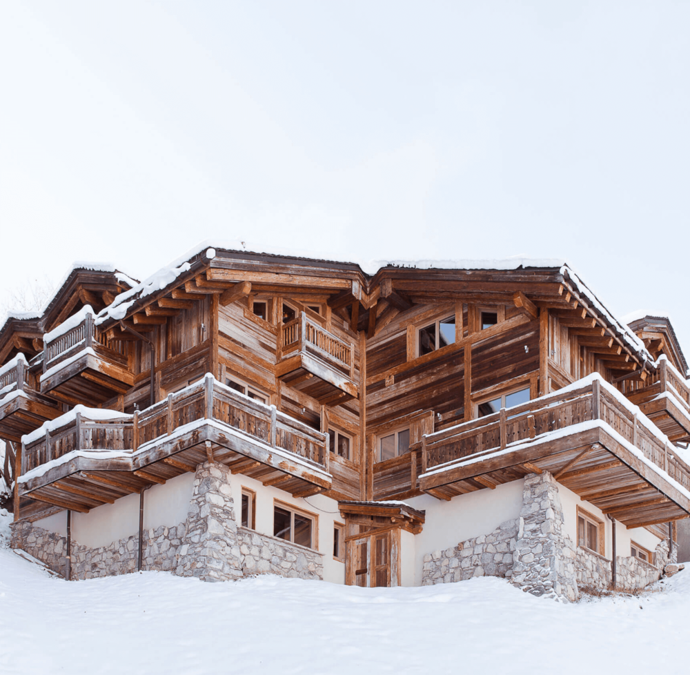 Chalet Montanum Promotion - Courchevel 1550
