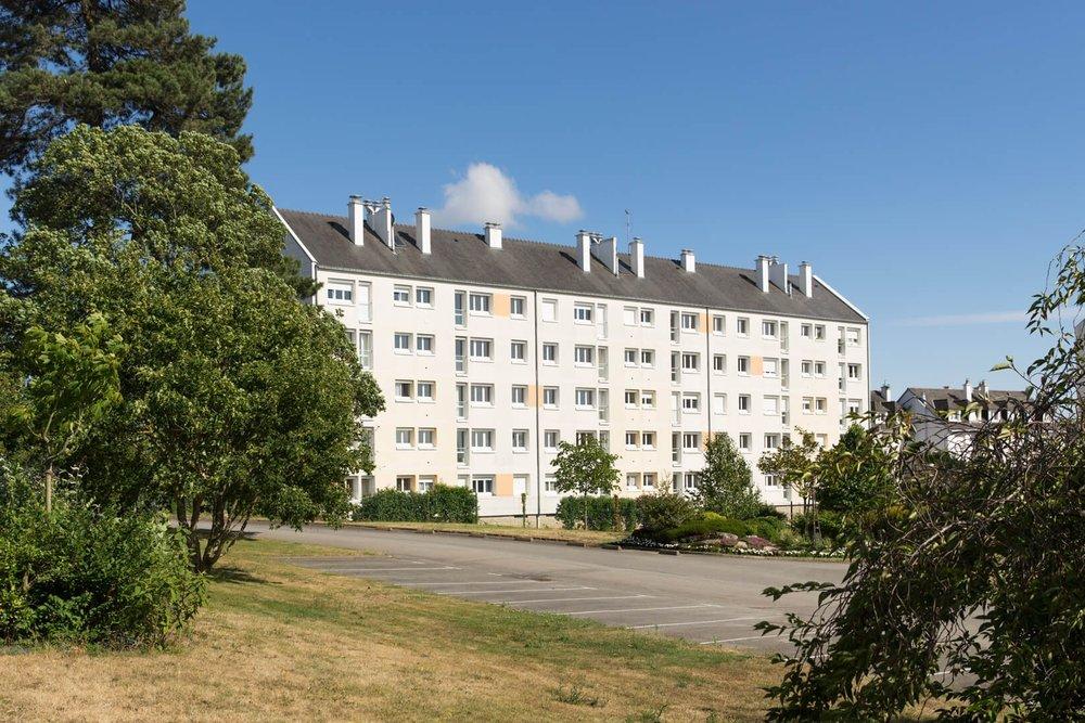 Les Ducs   Réhabilitation de 34 lots - Vannes