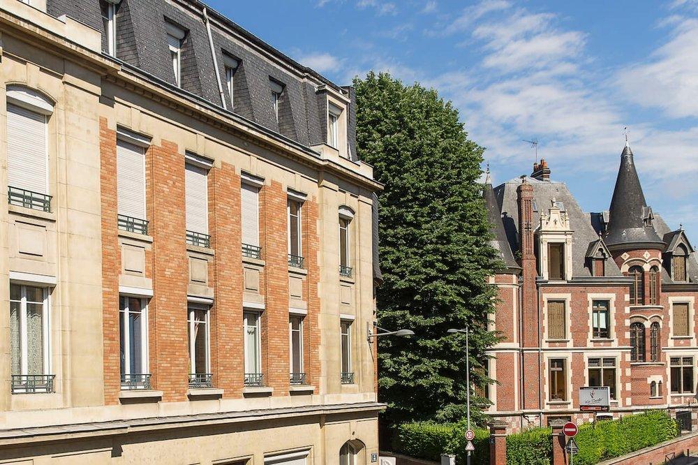 Le Clos Sénard   Réhabilitation de 71 lots - Rouen