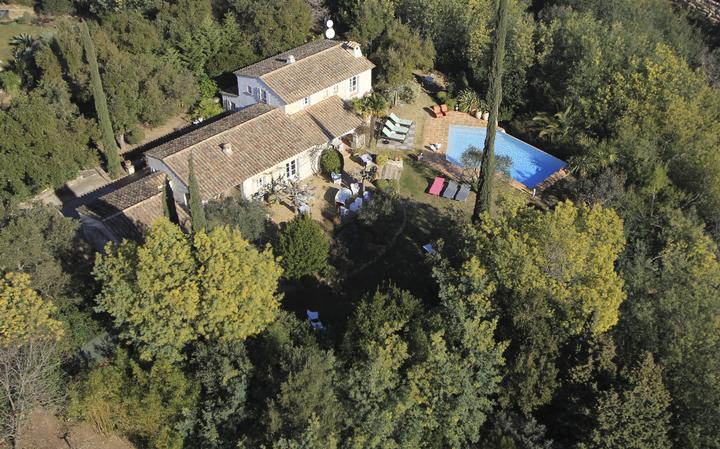 VENDUTEMPE À PAILLA - BEAUVALLON - GOLFE DE SAINT-TROPEZVilla, 4 chambres & 4 salles de bain, piscine