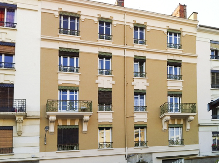 RUE JUBIN   Réhabilitation de 17 lots - Villeurbanne