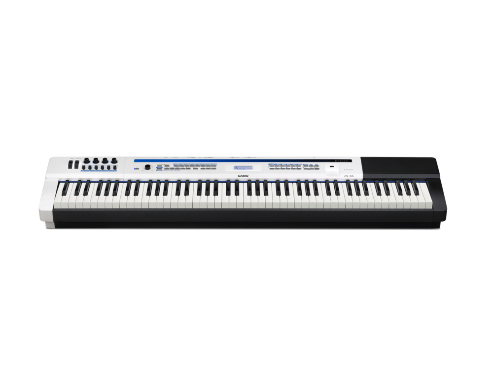 Casio PX-5SWE Digital Stage Studio Piano front