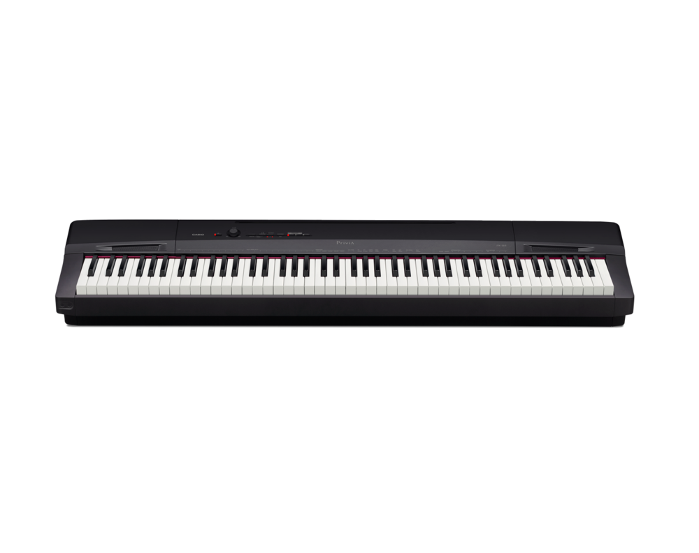 Casio PX-160BK Digital Stage Studio Piano front