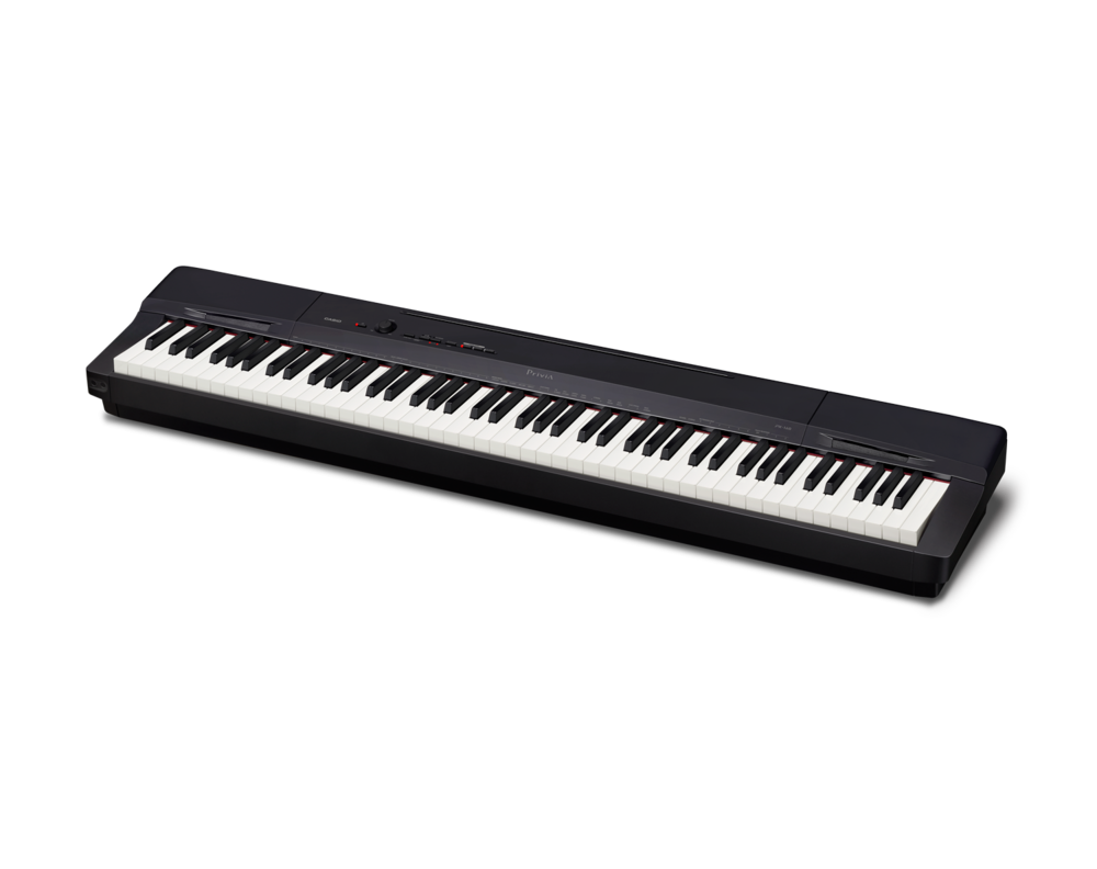 Casio PX-160BK Digital Stage Studio Piano side