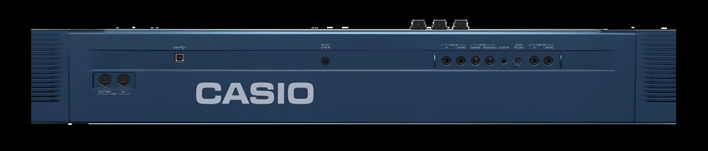 Casio PX-560BK Digital Stage Studio Piano rear