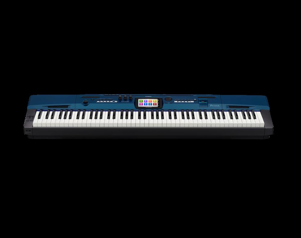 Casio PX-560BK Digital Stage Studio Piano front