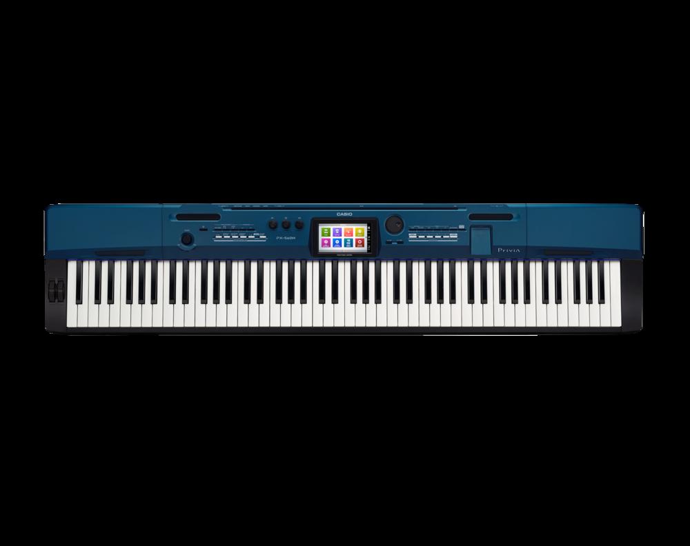 Casio PX-560BK Digital Stage Studio Piano top