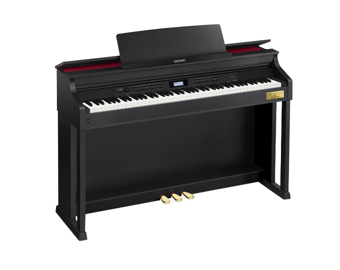 Casio AP-700BK Celviano digital piano left
