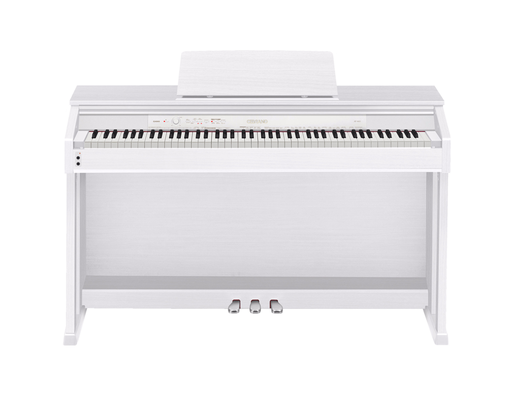 Casio AP-460WE Celviano Digital Piano front