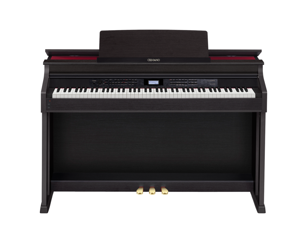 Casio AP-650MBK Celviano digital piano front