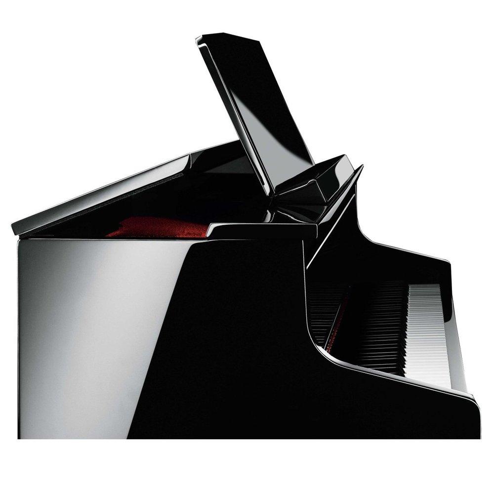 Casio GP-500 Grand Hybrid Piano lid