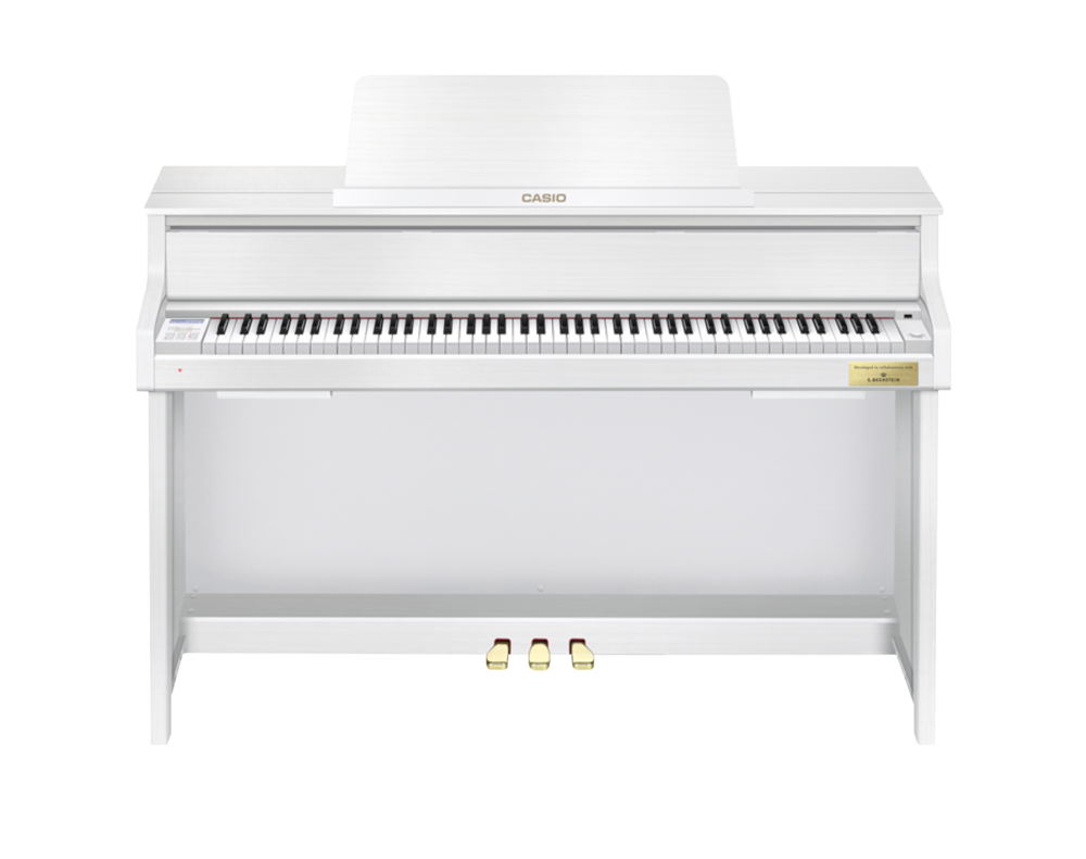 Casio GP-300WE Grand Hybrid Piano front