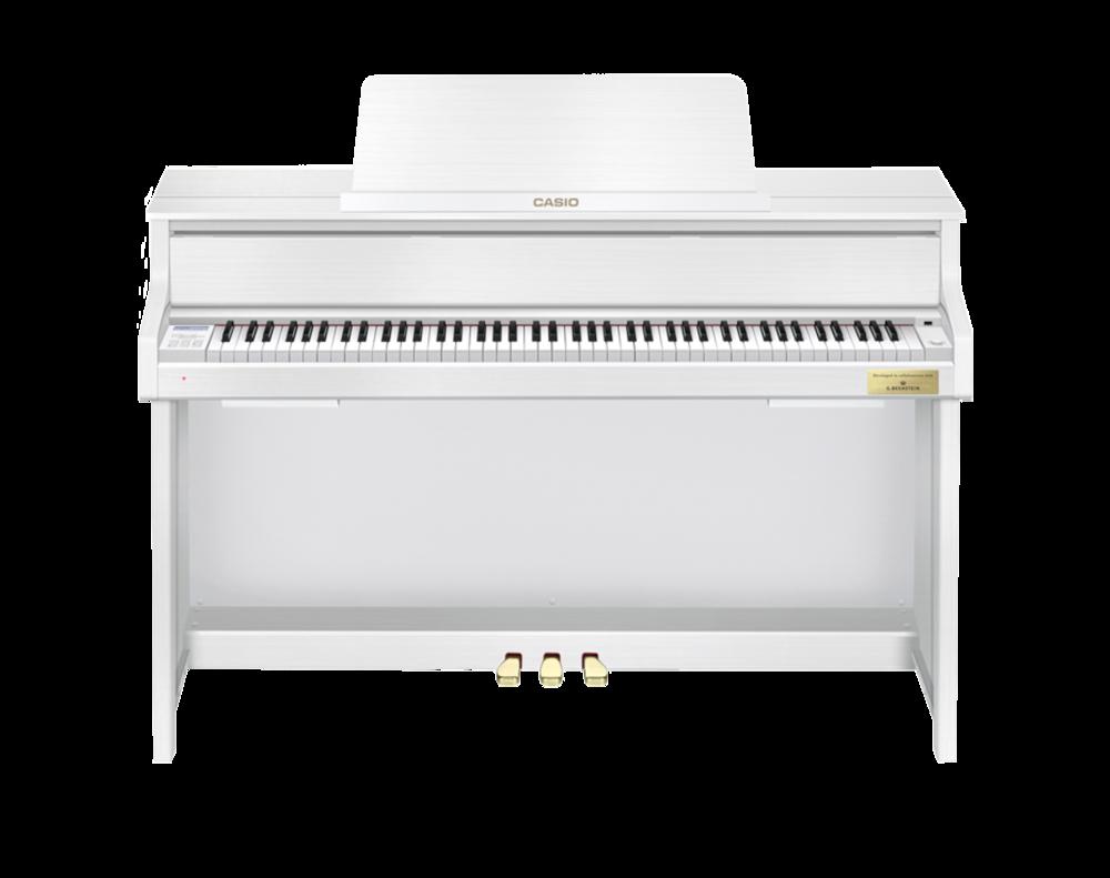 Casio GP-300WE Grand Hybrid Piano front