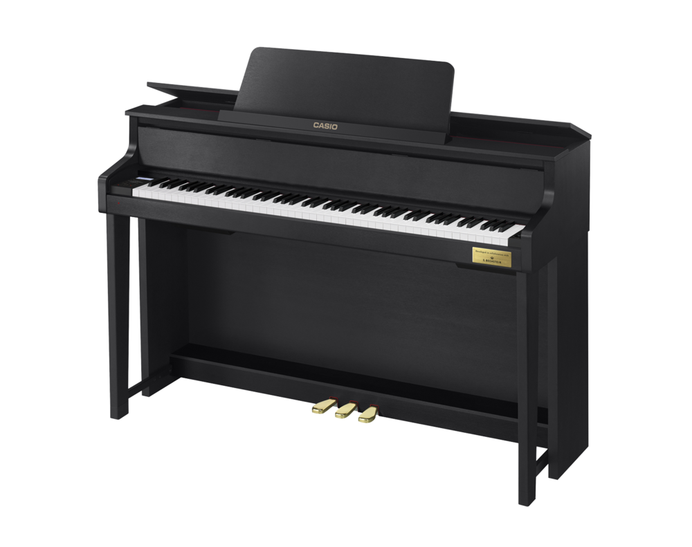 Casio GP-300BK Grand Hybrid Piano right