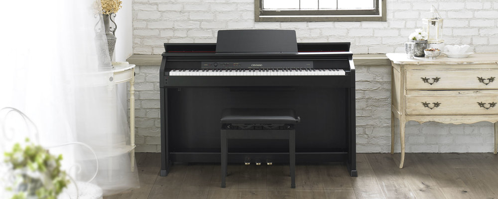 CELVIANO®UPRIGHT DIGITAL PIANOS -