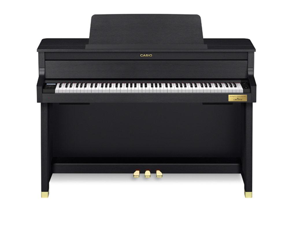 Casio GP-400BK Grand Hybrid piano front