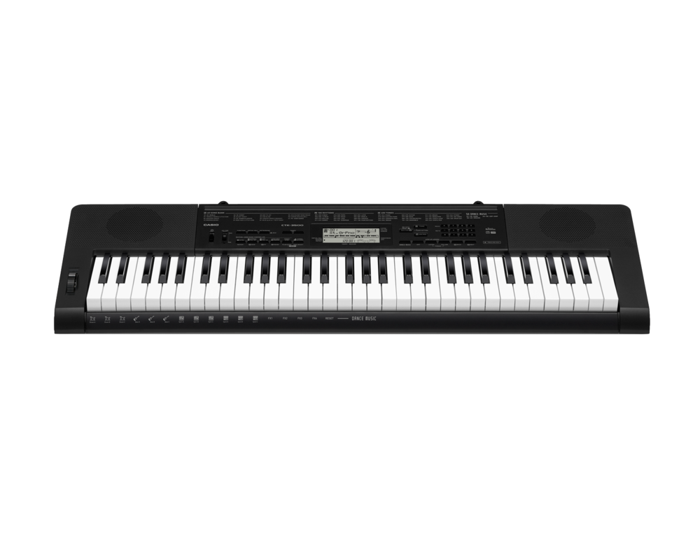 Casio CTK-3500 full size keyboard image front