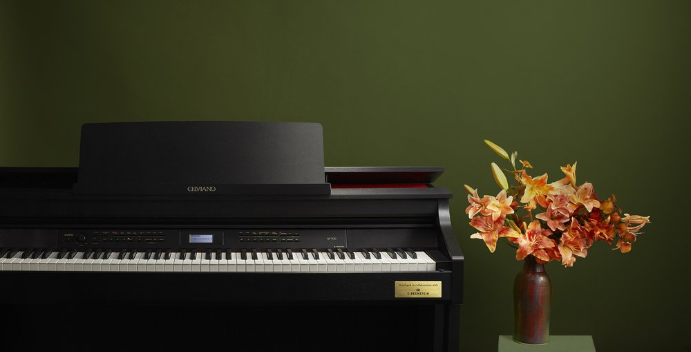 DIGITAL HOME PIANOS - create your own musical living space