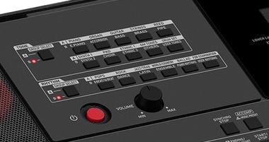 INTUITIVE controls -