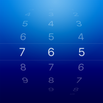 UnlockMe - Number Guessing Game. Simple game to unlock 3 digits padlock