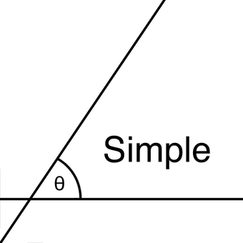 Simple Protractor - Protractor with a quirk