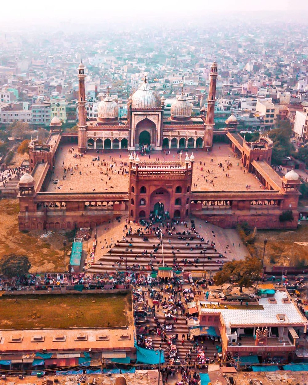 Jama Masjid @  camerawalebhaiya