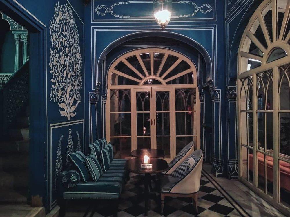 Bar Palladio, Jaipur @  arhi_sharma