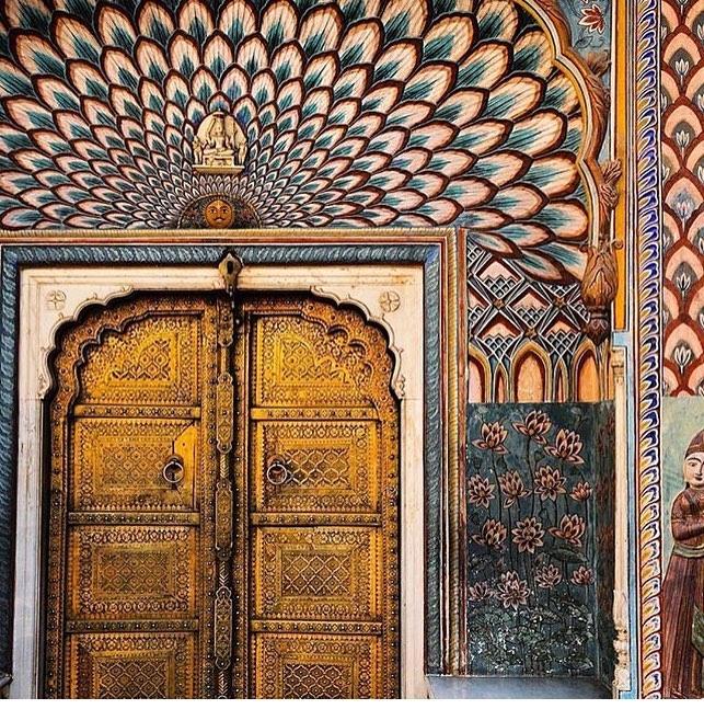 Jaipur City Palace @  thecitypalace