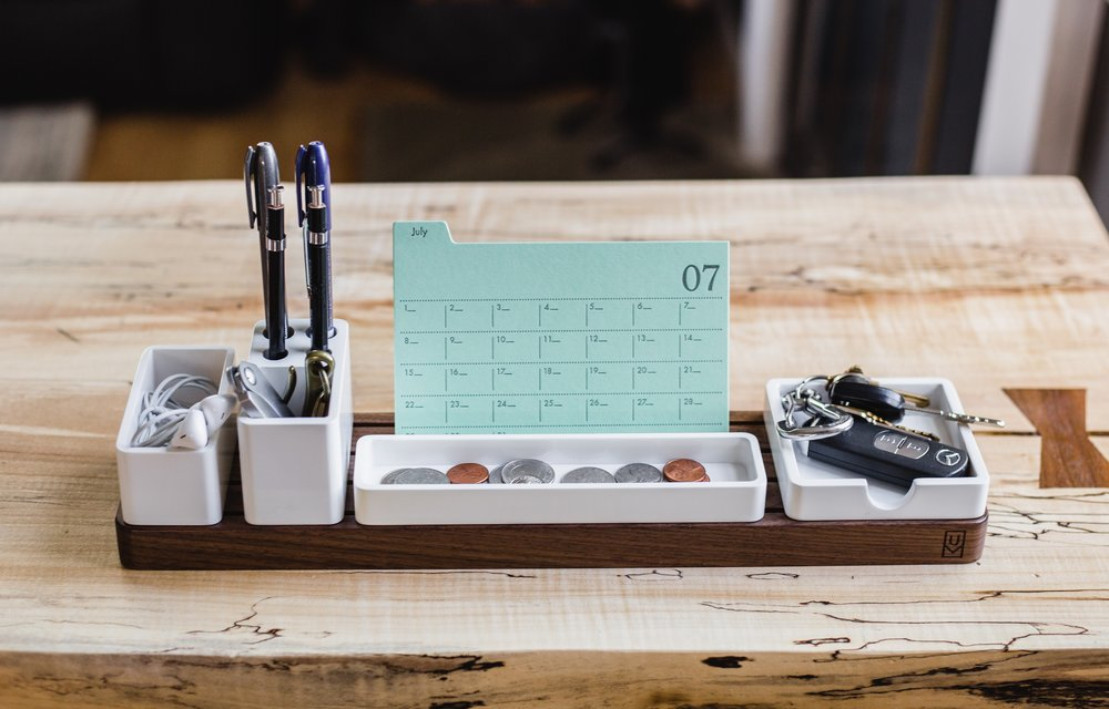 I have an organization crush (yes, that's a thing) on  Gather and when I saw this image pop up on Unsplash, I had to use it for a calendar image.