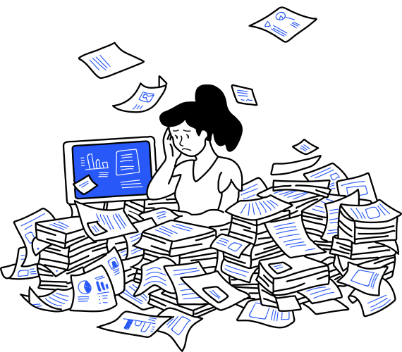 ScaleSpark_Illustrations_PaperworkMountain_Woman.png