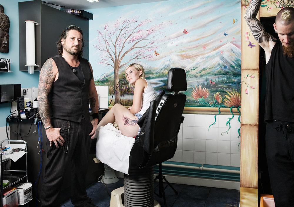 Selsey Tatoo Studio/Sca