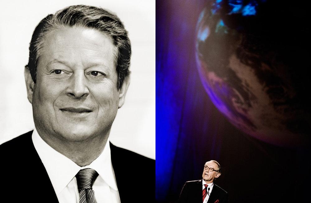 Al Gore/Jan Eliasson