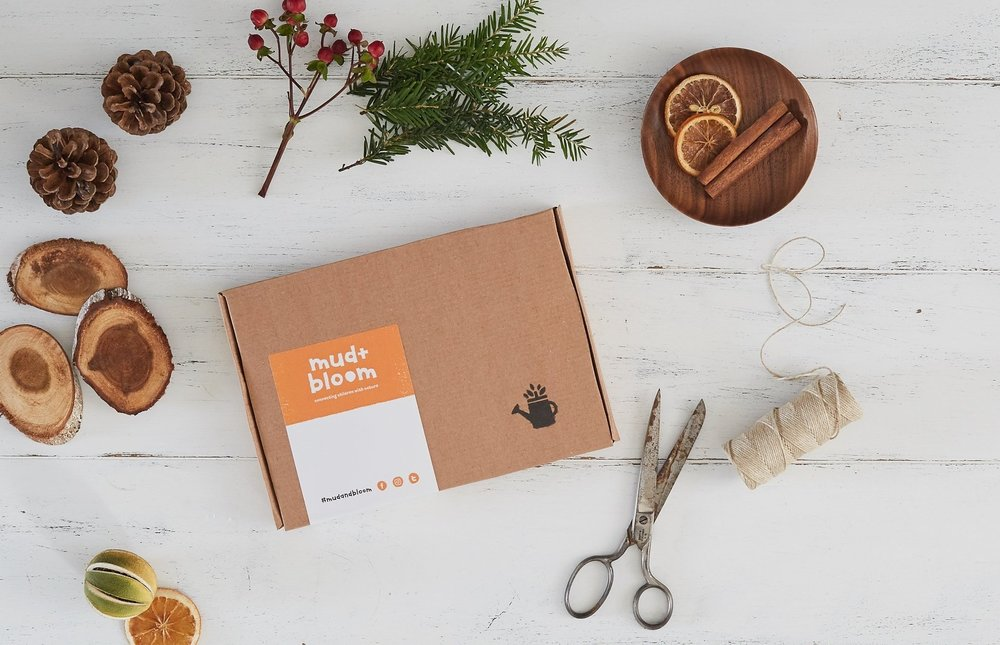 Mud and Bloom monthly subscription box