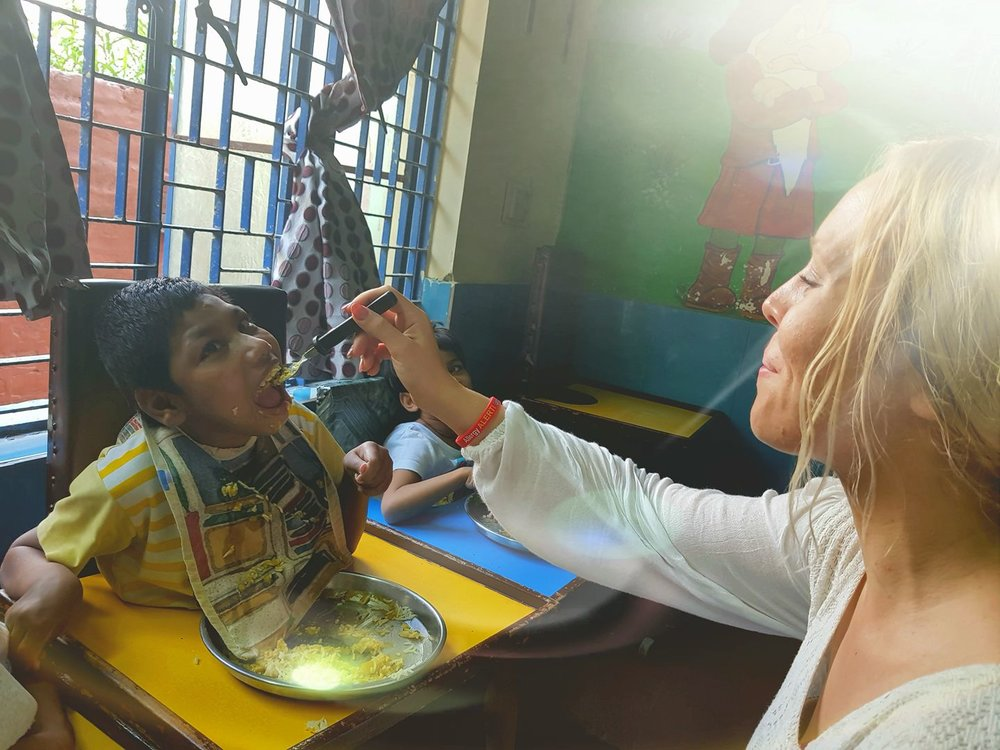 paediatric feeding tube weaning australia amber allen