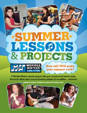 Meridee Winters Summer Projects