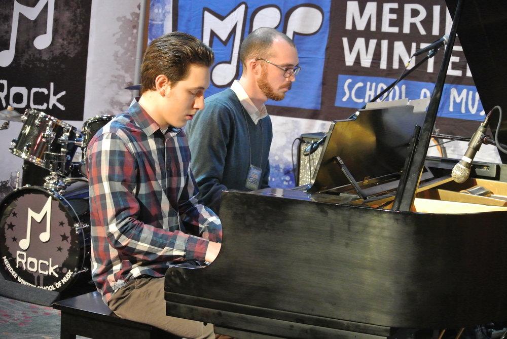 piano lessons Conshohocken pa in home main line