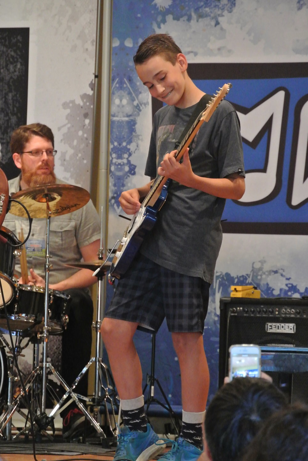 guitar lessons Haverford pa in home main line