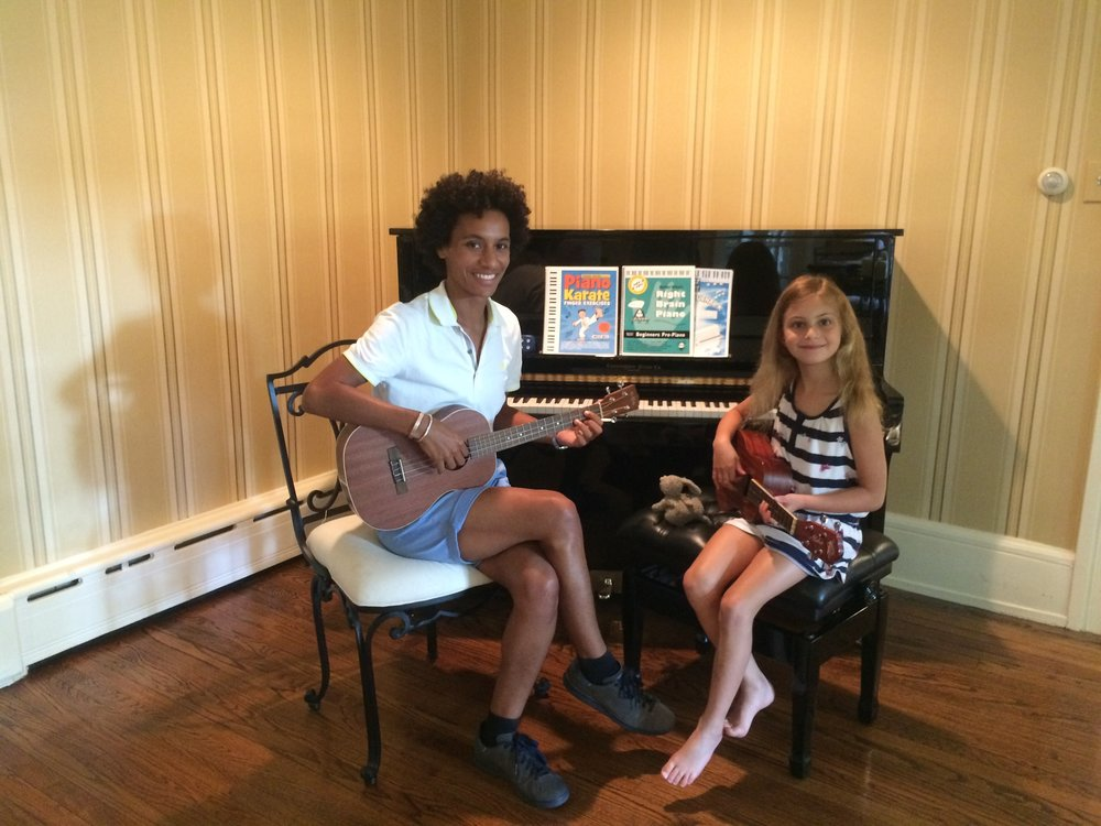 ukulele lessons merion pa in home main line