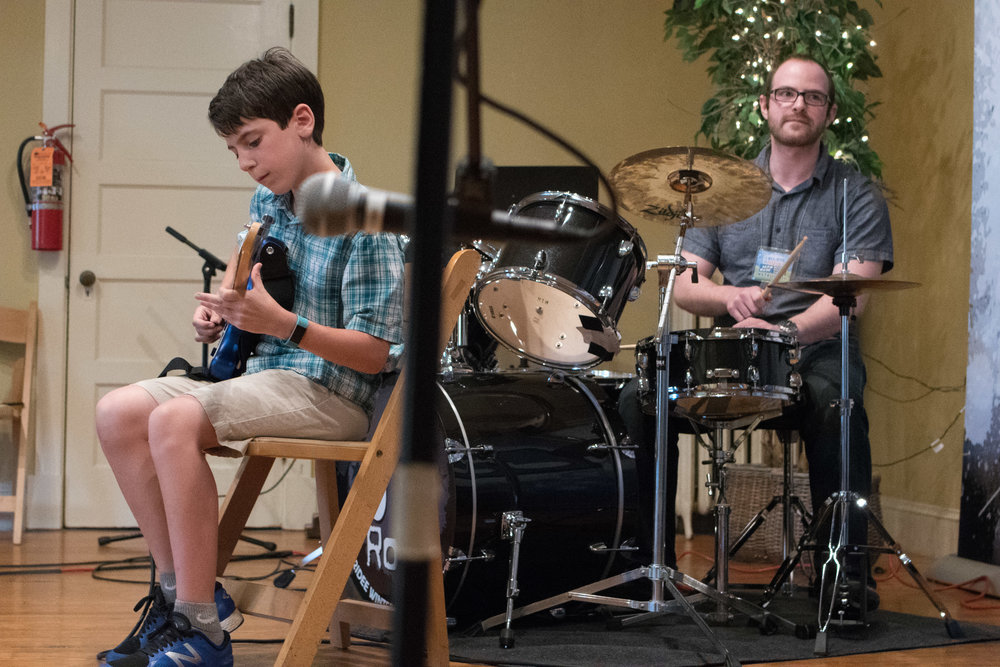 guitar bass drum lessons Wynnewood pa