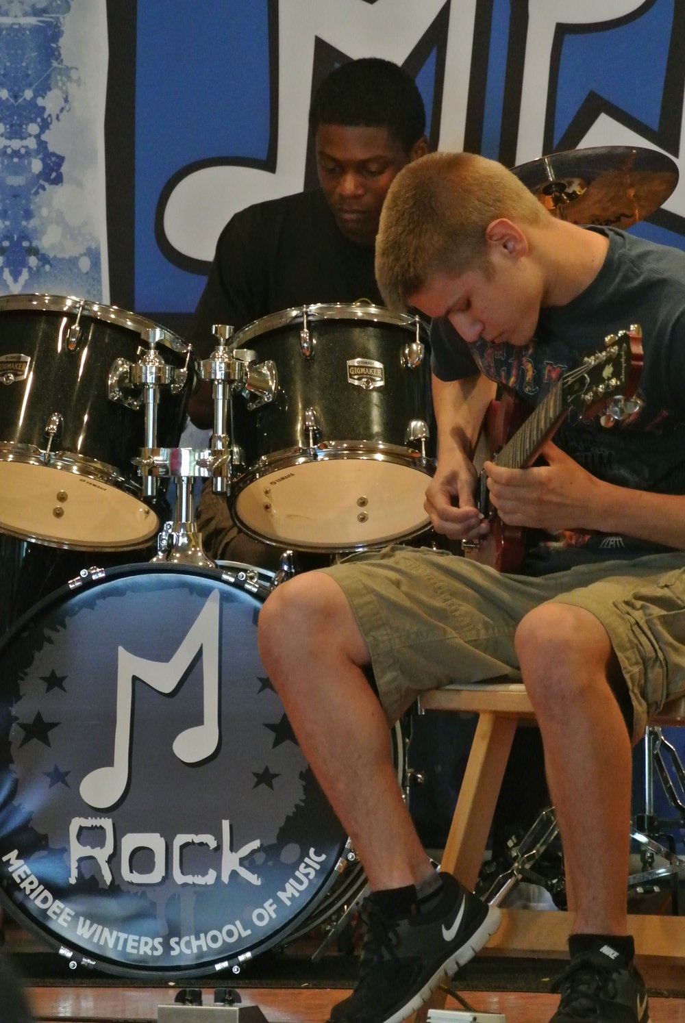 guitar bass drum lessons Haverford pa