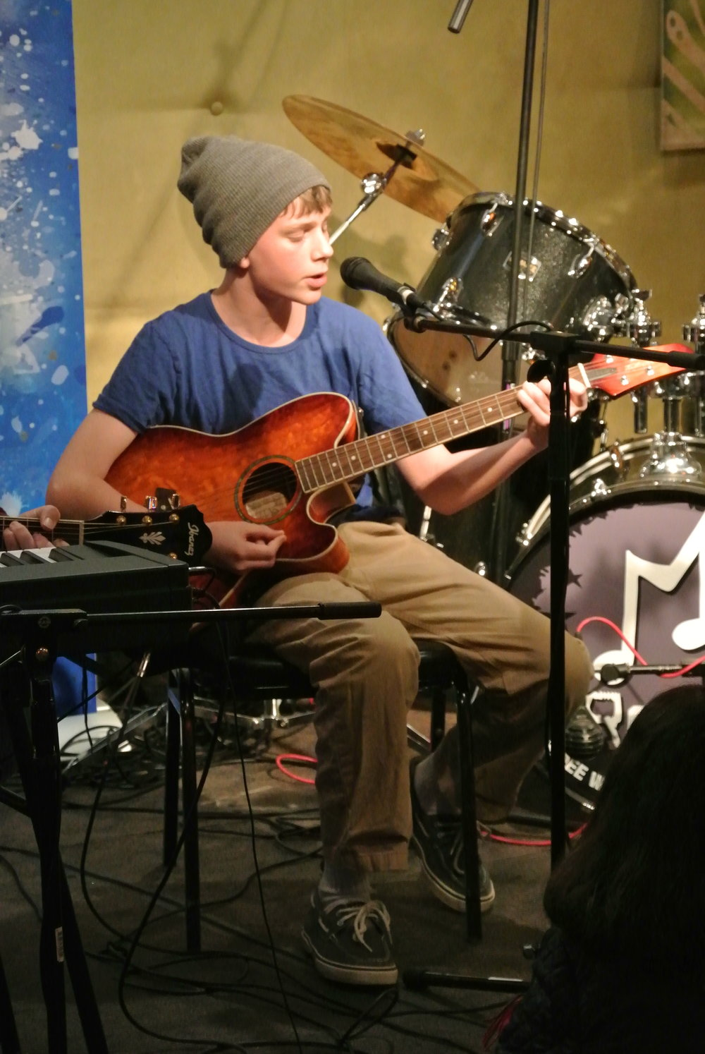 guitar bass drum lessons Lower Merion pa